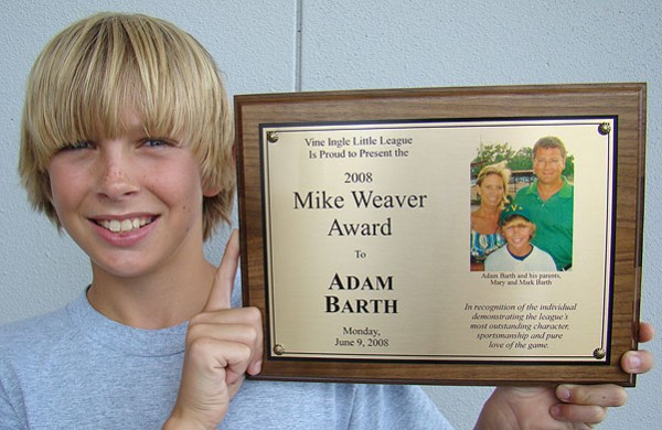2008: Adam Barth