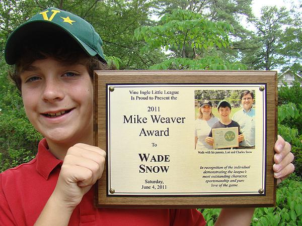 2011: Wade Snow