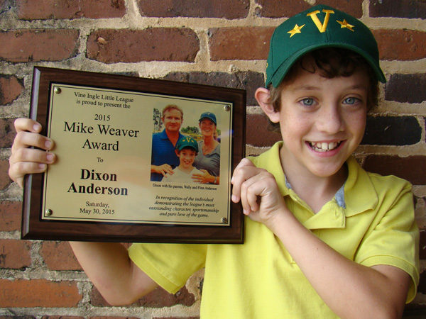 2015: Dixon Anderson