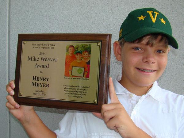 2014: Henry Meyer